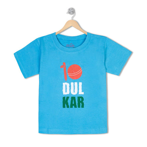 10dulkar - Organic cotton tee for toddlers