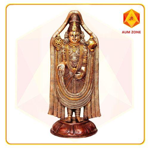 Balaji in Brass