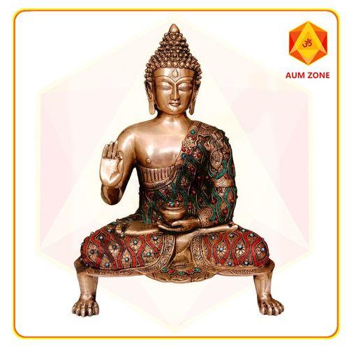 Buddha Sitting on stand