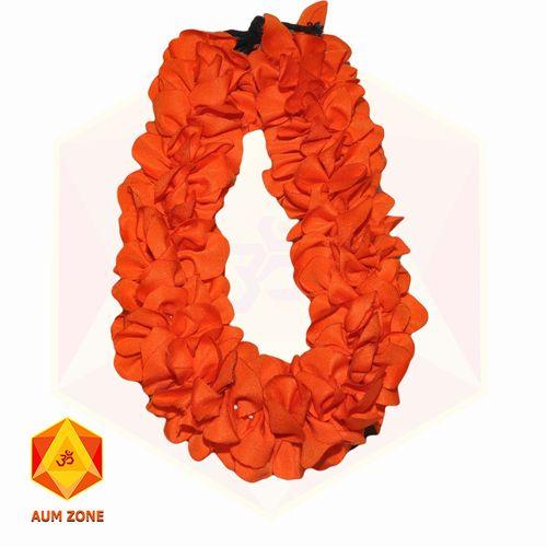 Orange Small Flower Type Garland