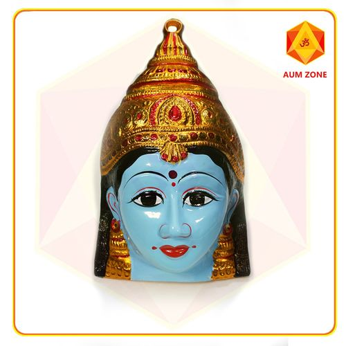 Ashta Lakshmi in Blue