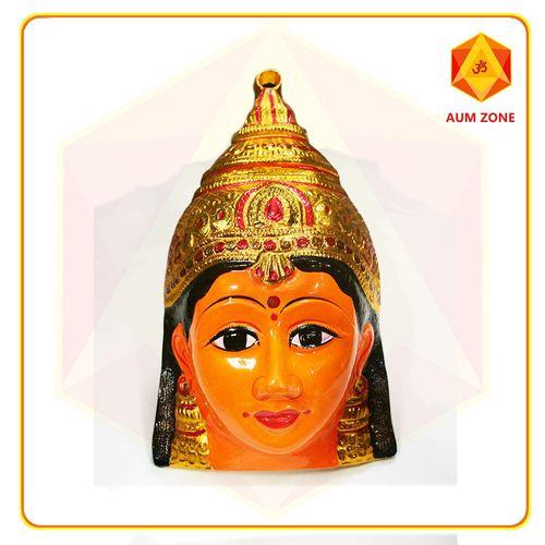 Ashta Lakshmi in Orange