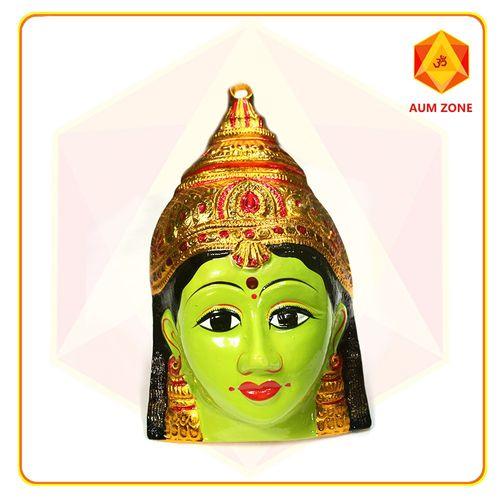 Ashta Lakshmi in Green