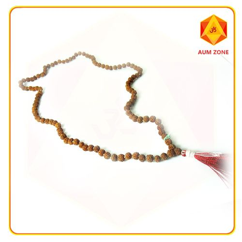Rudraksh Jap Mala 5 mm  (108 + 1 Beads)
