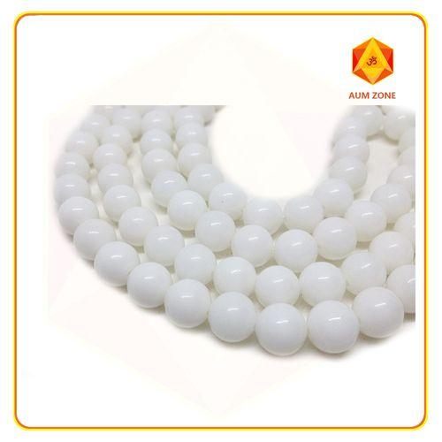 White Agate 8 mm