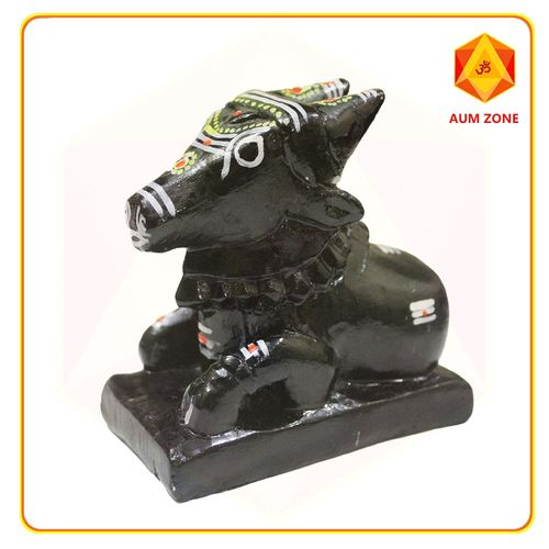 Nandi in Stone (Small) 4 Inches Height