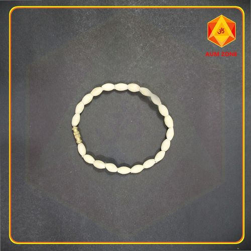 Tulsi Oval Bead Bracelet