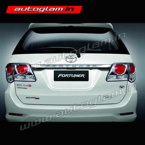 Toyota Fortuner Rear Reflector Fortuner Toyota Fortuner