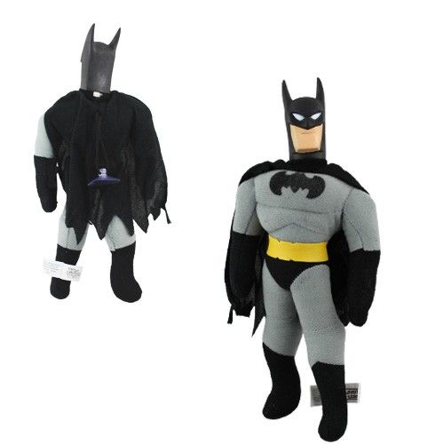Batman Soft Stuffed Plush Doll Toy