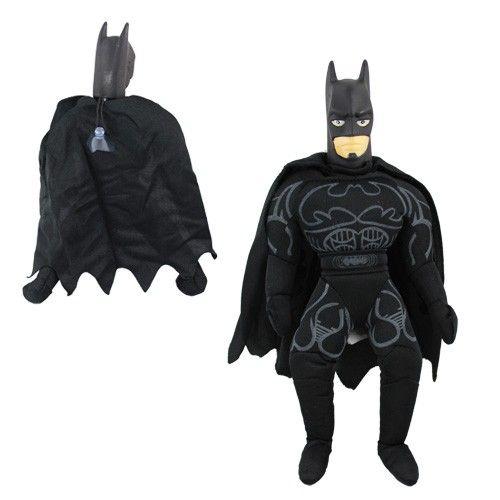 Batman The Drak Knight Soft Stuffed Plush Doll Toy