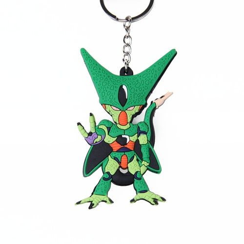 Dragon Ball Z Cell Keychain