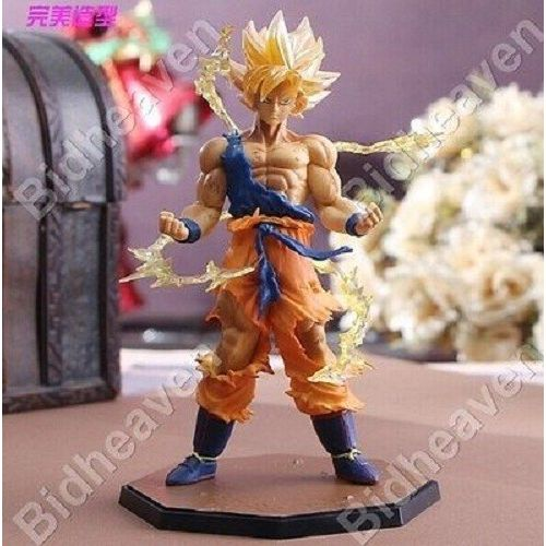 Dragon Ball Z Super Saiyan Son Goku Action Figure