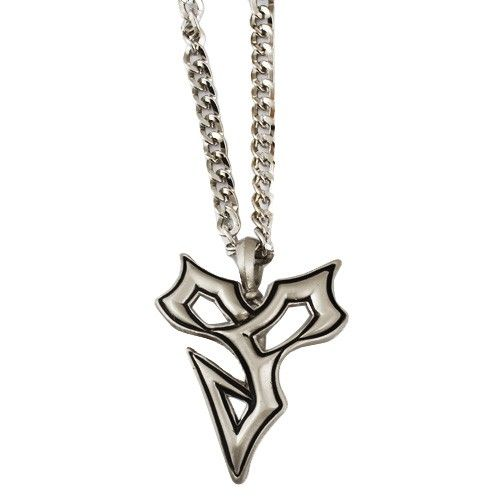 Final Fantasy X 10 FF10 Pendant Metal Necklace
