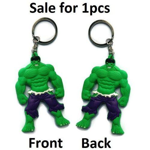 The Incredible Hulk  Keychain