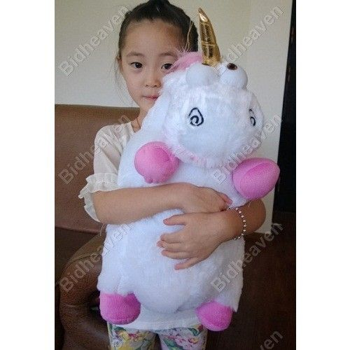 Despicable ME Minion Agnes Unicorn Plush Doll - 17 Inch