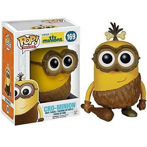 Funko Despicable Me Minion Cro-Minion Action Figure