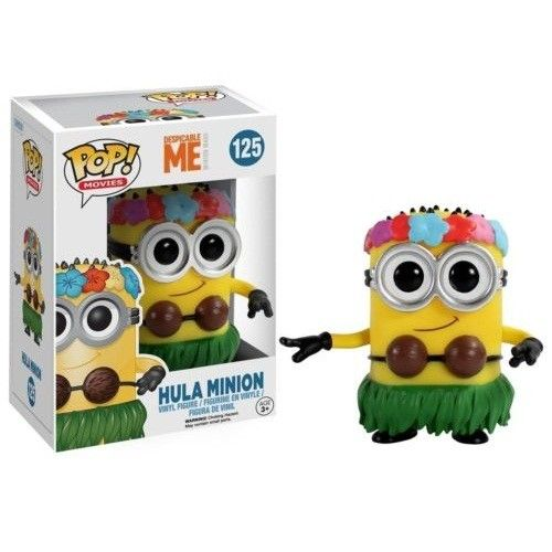 Funko Despicable Me Minion Hula Minion Action Figure