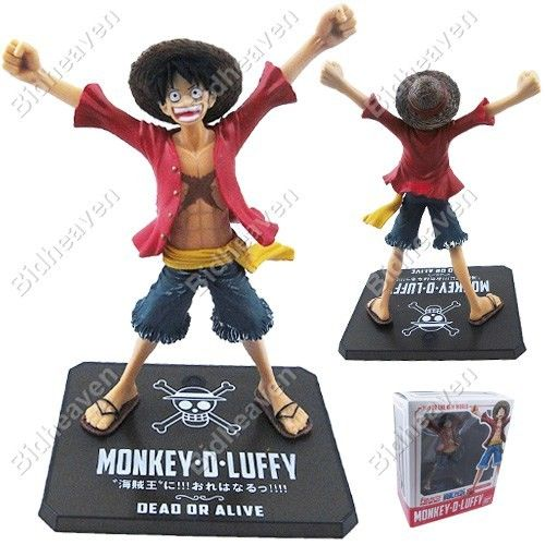 One Piece MONKEY D Luffy Strong World Zero Action Figure