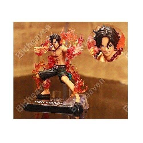 One Piece Portgas D Ace Battle Ver Action Figure