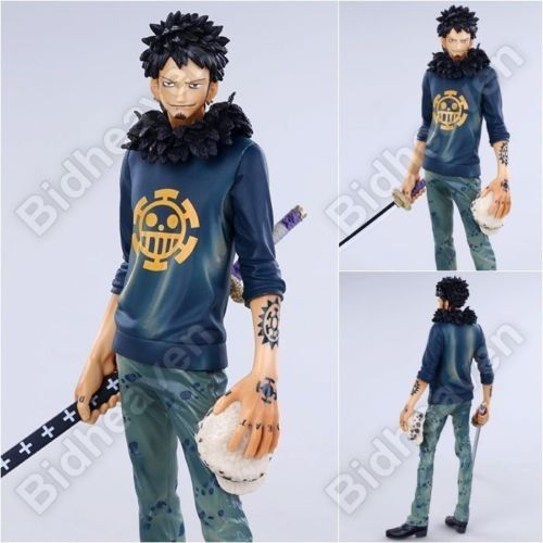One Piece Trafalgar Law After 2 Years Action Figure