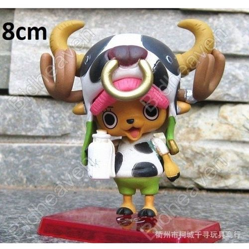 One Piece Tony Chopper Z Milk Cow Style Action Figure