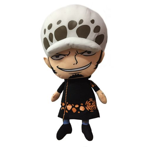 Anime One Piece Trafalgar Law Soft Plush Stuffed Toy Teddy Doll - 24 Inch