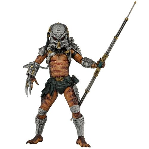 Predator Series 13 Cracked Tusk Ultimate Alien Hunter PVC Action Figure