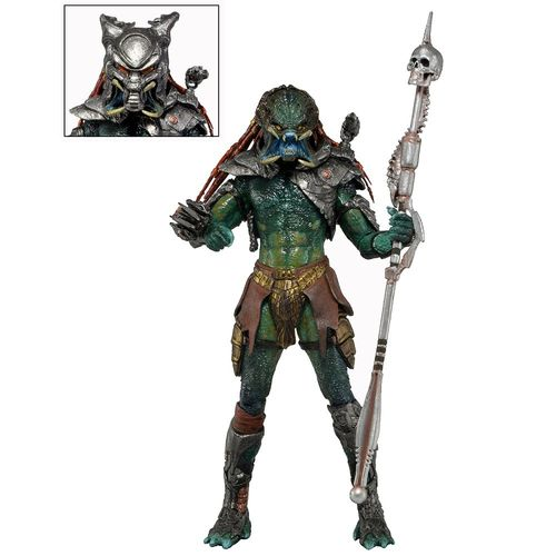 Predator Series 13 Scavage Predator Alien Hunter Action Figure
