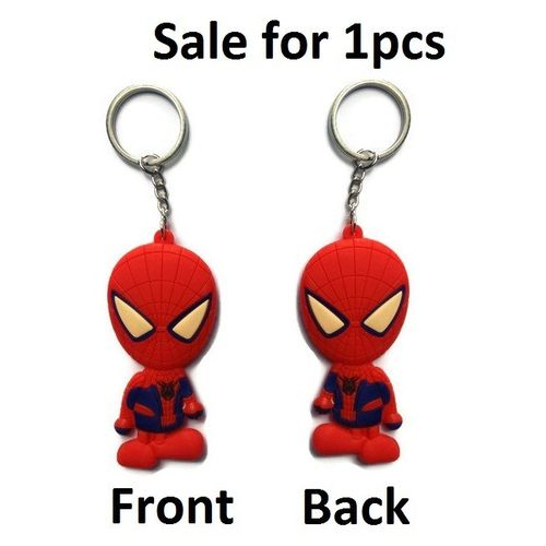 Spiderman Spider Man Keychain