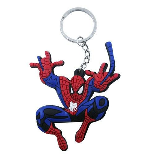 The Amazing Spiderman Spider Man Keychain Key Ring Chain