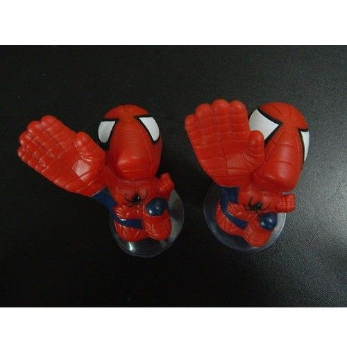 Spiderman Spider Man Suction Cup Window Door Hook Hanger