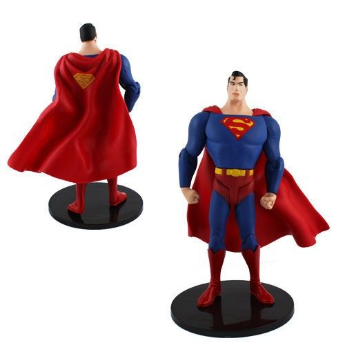 Superman Man of Steel Justice League Action Figure