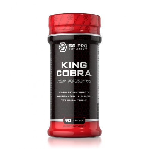 f6cc33950 S S Pro King Cobra Fat Burner 90 Capsules