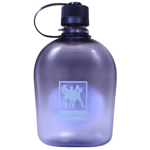 Cliff Climbers Water Bottle Style Army