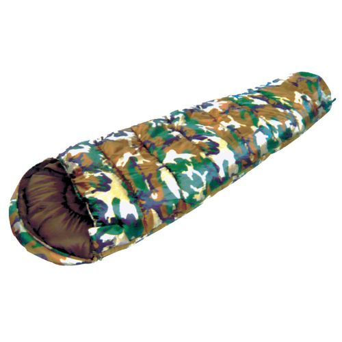 Sleeping Bag Camo