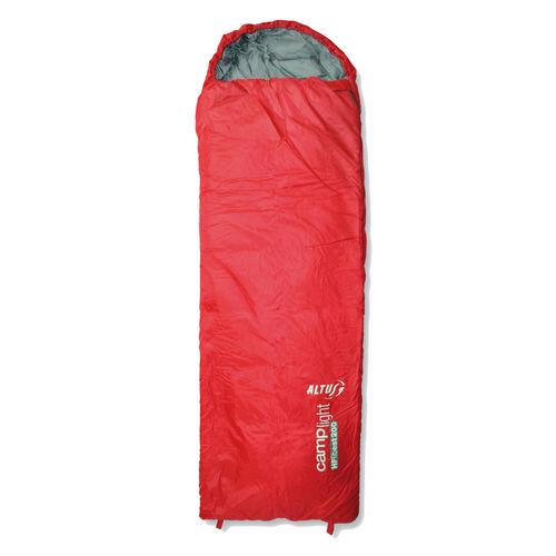 ALTUS Sleeping Bag Camp light Red