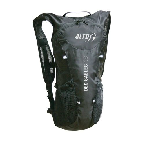ALTUS Satchel Running/Cycling Bag Des Sables 10 BLACK
