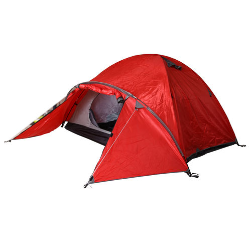 Tent Asguard 4 RED/GREY