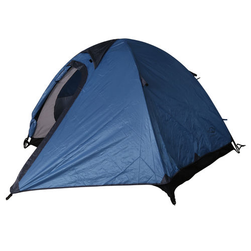 Tent Outside Blue/Grey