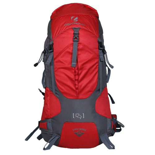 Ruck Sack Root Cruiser 50L- Red/Dark Grey