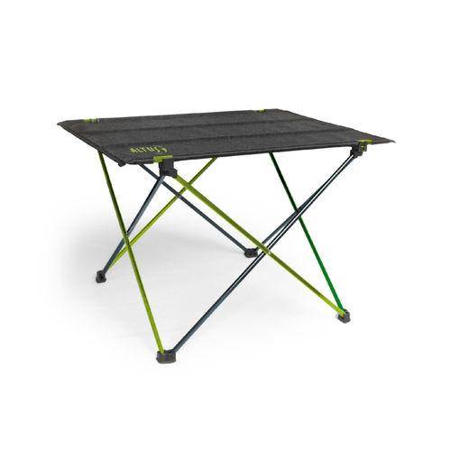ALTUS Folding Table Black/Green