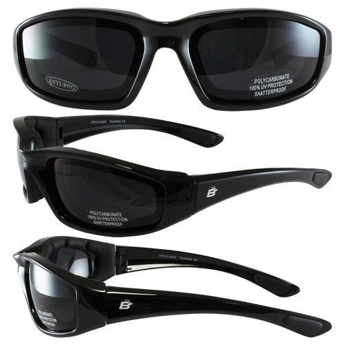 Birdz Goggle Oriole Black