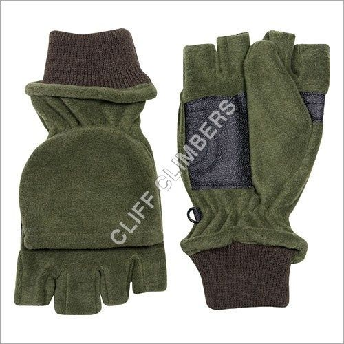 Hand Gloves Fleece Half cut with cover OG