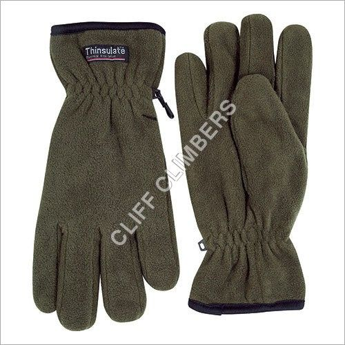 Hand Gloves Fleece OG with thinsulated insulation