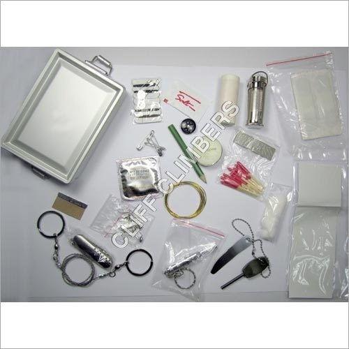 Survival Kit Aluminum Box