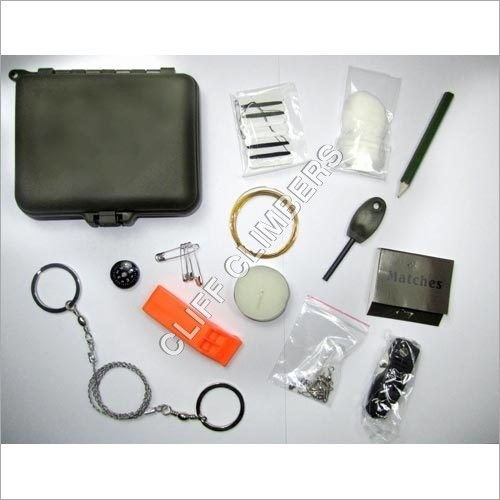 Survival Kit Plastic Box