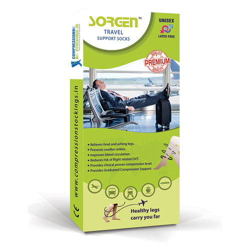 Sorgen Premium Travel Support Socks