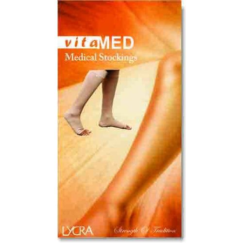 Venosan Vitamed Class II Knee Length Stockings (AD) (Lycra)