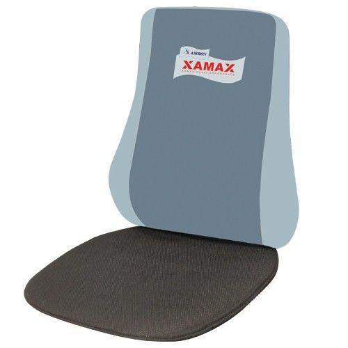 Amron Xamax Executive Plus Backrest Grey