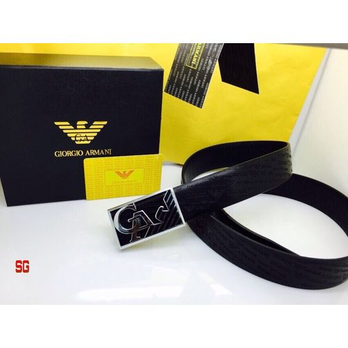 Giorgio Armani Black Belt